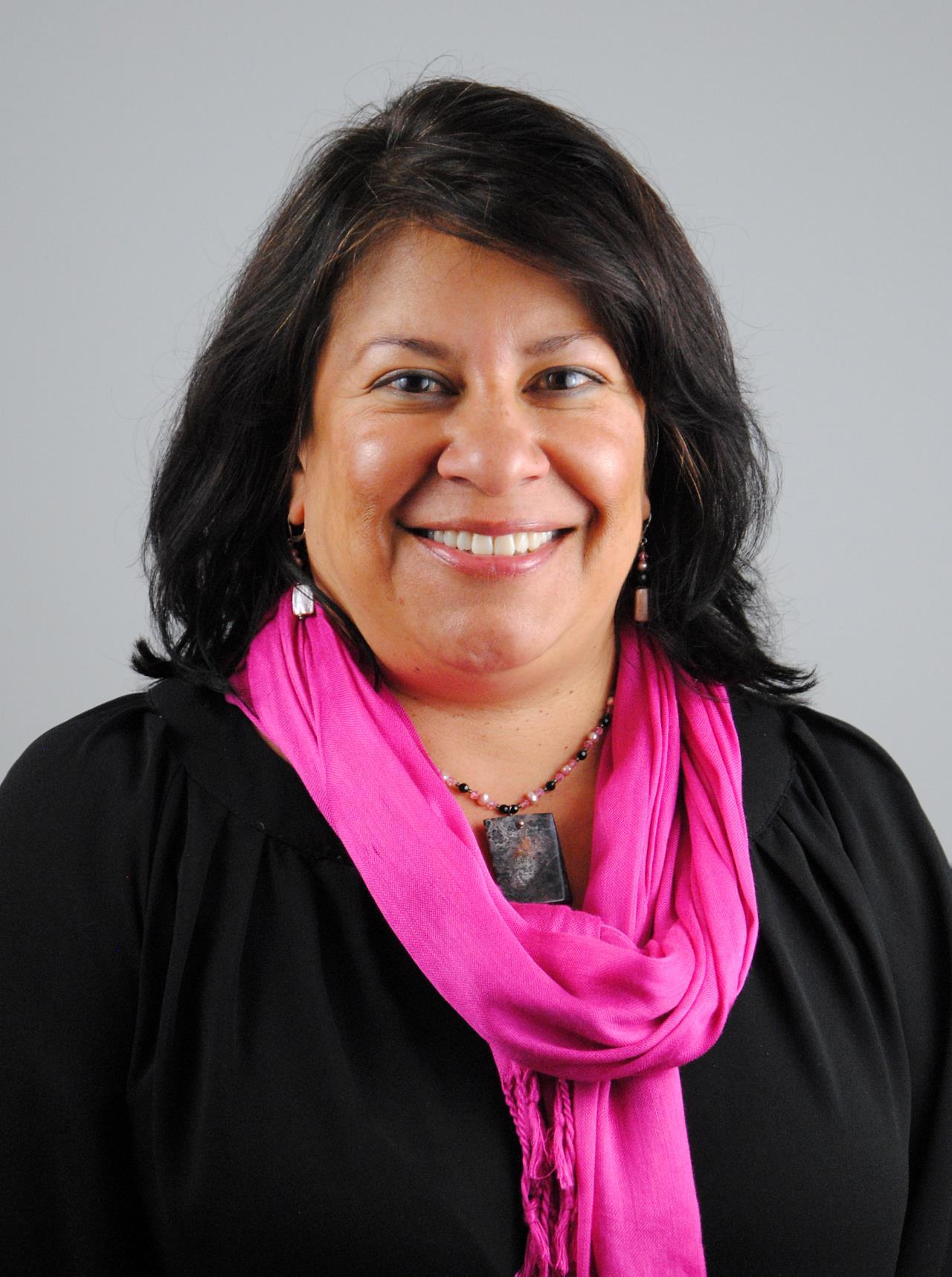 Economic Development Manager Charlene Rosales