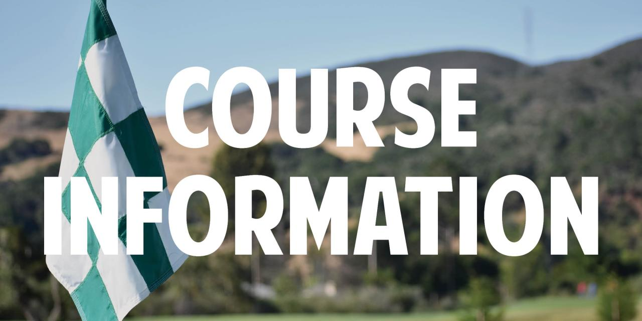 COURSEINFO