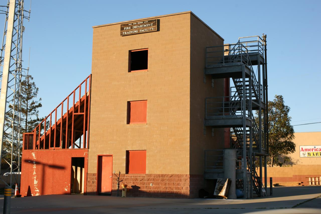 Training Tower 01