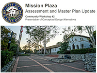 Mission Plaza Concept Plan Update