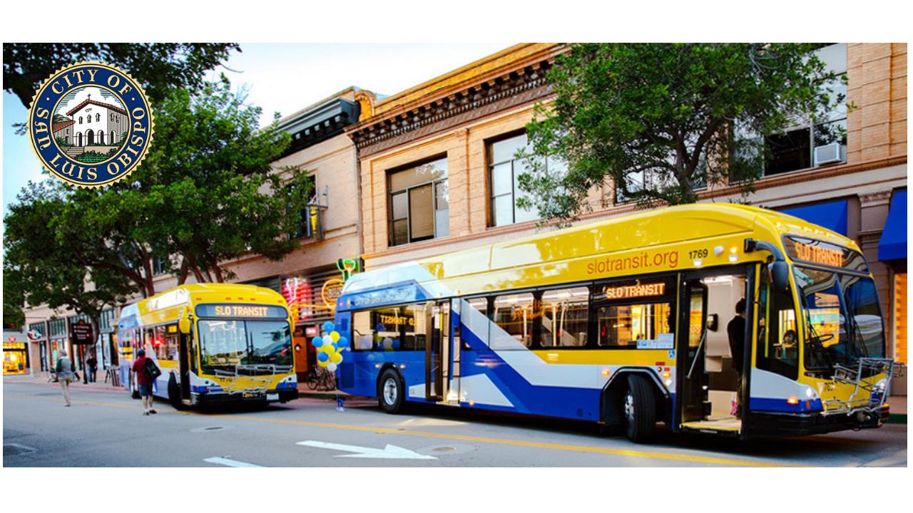SLO Transit   City of San Luis Obispo, CA