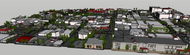 downtownSketchUp
