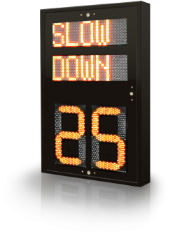 Speed Feedback Sign