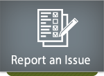 Report an Issue button