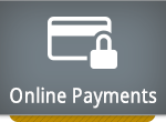 online payments button