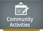 community activities button