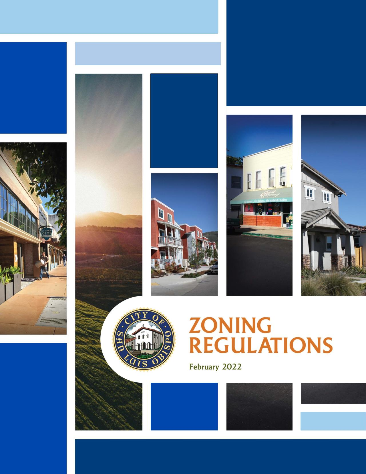 Zoning Regulations Cover