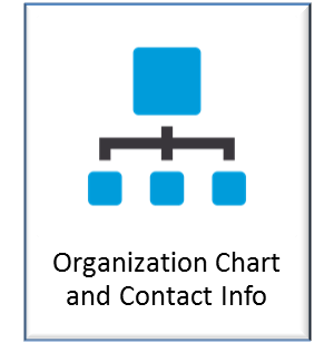 org chart icon