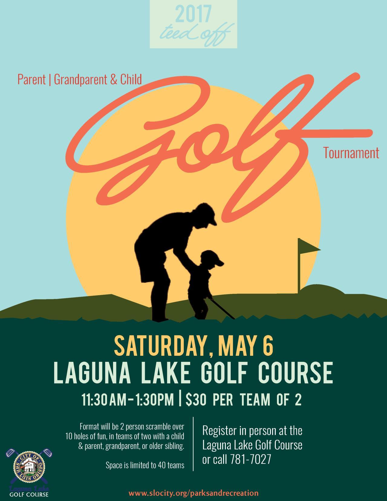 parent golf flyer 2017